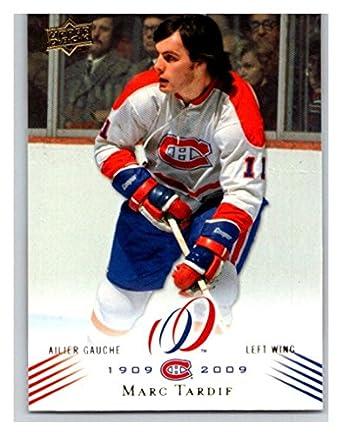 2008-09 Upper Deck Montreal Canadiens Centennial  114 Marc Tardif NM-MT  Hockey 4f2c519ee