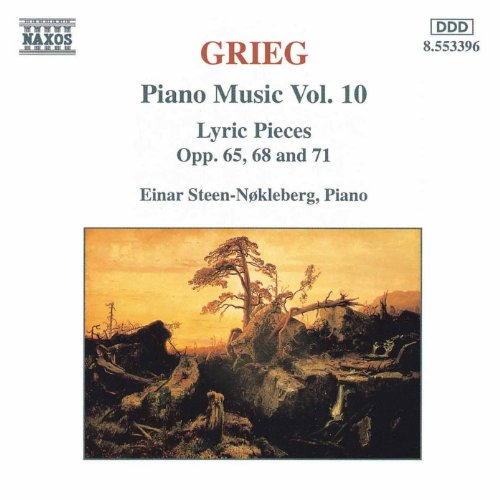 Grieg: Lyric Pieces, Books 8 - 10, Opp. 65, 68, And 71 ()