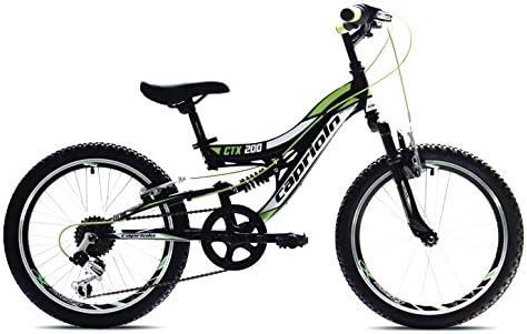 Bicicleta infantil 20 pulgadas MTB fullsusp ension Marca bicicleta ...