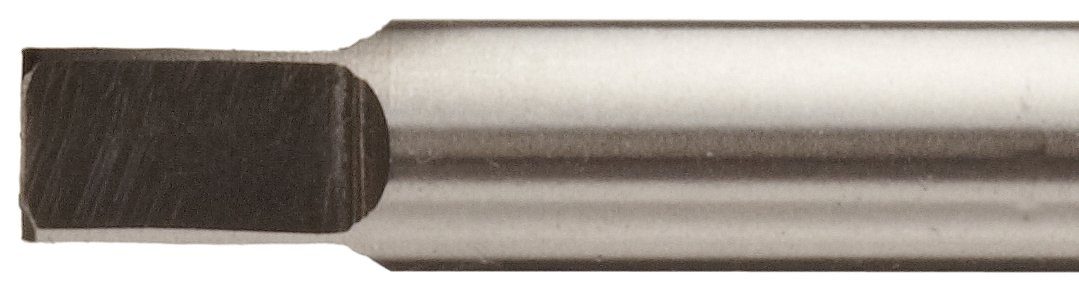 UNC Plug Chamfer Uncoated High-Speed Steel Spiral Point Tap Finish 4 Oall Length Union Butterfield 1534NE 5//16-18 Thread Size Bright Round Shank with Square End