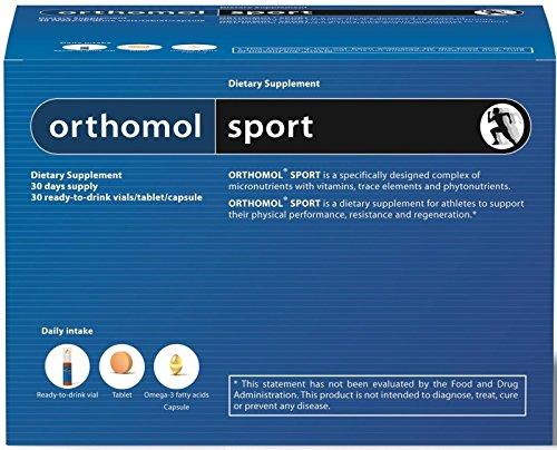 Orthomol Sport 30-day Box by Orthomol