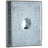 Grip Rite Prime Guard 1222HGSQW Grip Rite Hot Dipped Galvanized Square Washer 2-inch by 2-inch 50 Per Pack