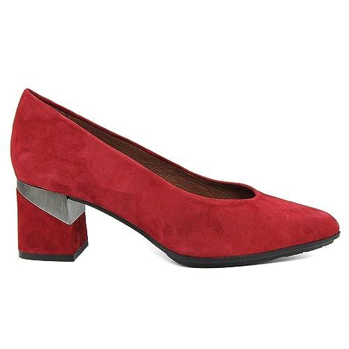 Ante ScarlettAmazon esZapatos Complementos Zapato Hispanitas Tacón Y N0vmw8ynO