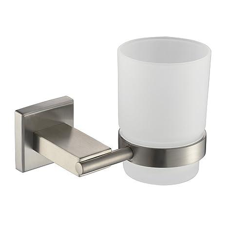 Sumin Home S137403 accesorios de baño montado en la pared baño único soporte para cepillos de