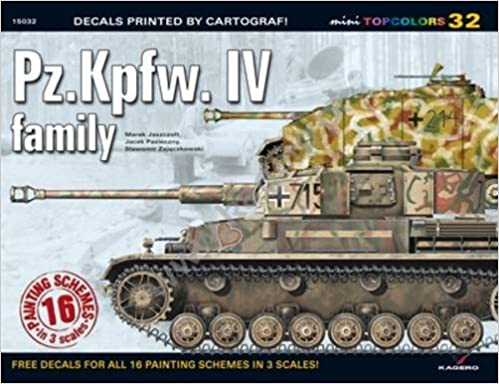 Pz.Kpfw IV Family (Mini Topcolors)
