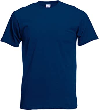 Fruit of the Loom Original T. Camiseta para Hombre