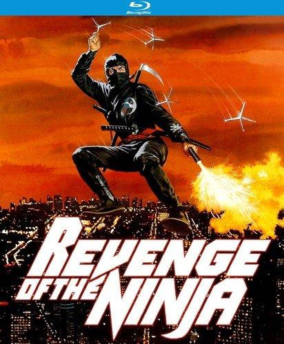 Revenge Of The Ninja 1983 Edizione: Stati Uniti Italia Blu ...
