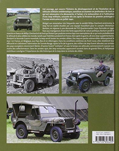jeep militaires depuis 1940 willys mb ford gpw et hotchkiss m201 histoire d veloppement. Black Bedroom Furniture Sets. Home Design Ideas