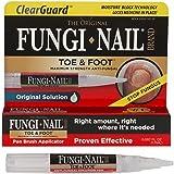 Fungi-Nail Anti-Fungal Pen, Double Strength 1.7 ml - Original Solution - (Pack of 2)