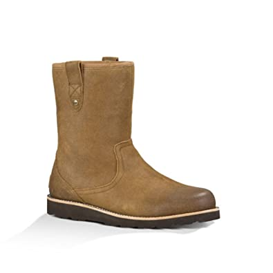 UGG Men's Stoneman TL Chestnut Suede Boot 7 D (M)