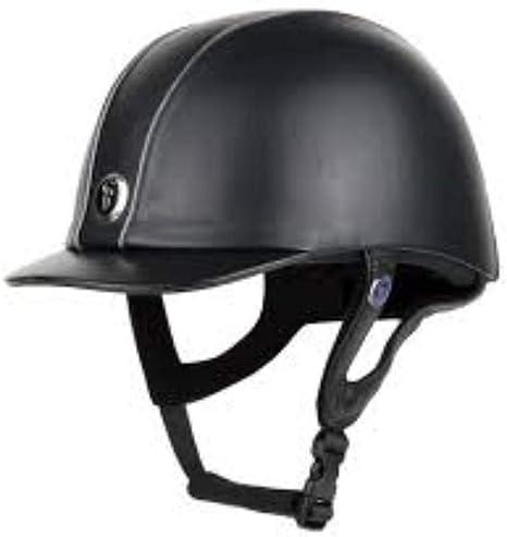 Gatehouse Jeunesse Leather Riding Hat TL3654