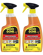 Goo Gone IUGYH Pro-Power Spray Gel - 24 Ounce - Surface Safe, Great Cleaner, No Harsh Odors, Removes Stickers, Can Be Used On Tools 2 Pack