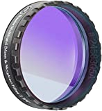 Baader Planetarium Neodymium and IR Cut 1 1/4 Moon/Skyglow Filter - Black
