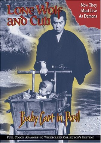 Price comparison product image Lone Wolf and Cub - Baby Cart in Peril by Tomisabur Wakayama