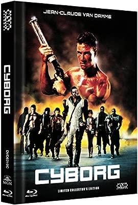 Cyborg - uncut Blu-Ray+DVD auf 500 limitiertes Mediabook ...