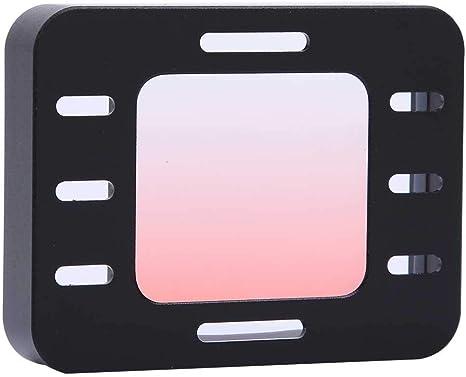 Orange Mugast Camera Lens Filter,Mini Graduated Color Waterproof Lens Gradient Filter for HDR-AS300 HDR-AS300 HDR-AS50