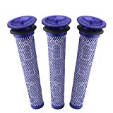 3 Pack Pre Filters for Dyson DC58, DC59, V6, V7, V8. Replacements...
