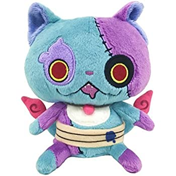 Yokai Watch JIBAZOMBI-NYAN JIBANYAN ZOMBI Stuffed Toy Plush Doll Japan Yorozu mart Limited