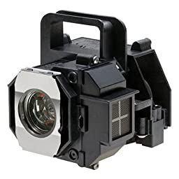 FI Lamps epsn_1222_HC8350 Compatible EPSON PowerLite HC 8350 Projector Replacement Lamp with Housing