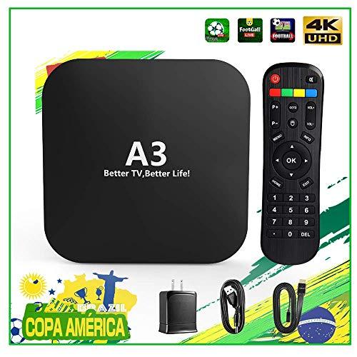 BesTV IPTV Brazil Box 2019 Newest A3