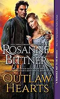 Outlaw Hearts by Rosanne Bittner ebook deal