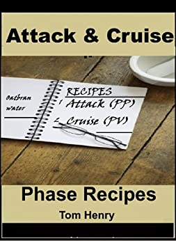 Attack Cruise Phase Recipes james ebook