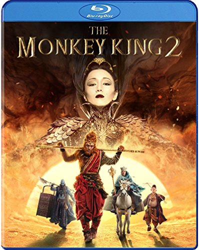 Blu-ray : The Monkey King 2 (Blu-ray)