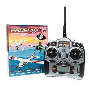 Phoenix R/C Pro Simulator V5.5 with DX6i Transmitter