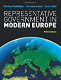 Representative Government In Modern Europe, Gallagher, 0077129679