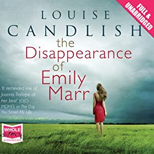 The Disappearance of Emily Marr Audiobook