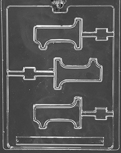 One Mold - Number One Lollipop 1st Birthday Chocolate Mold - L029