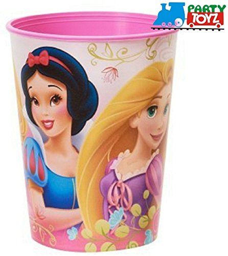 Disney Princess Party Souvenir Cups - Disney Princess Plastic Cups 16 Oz