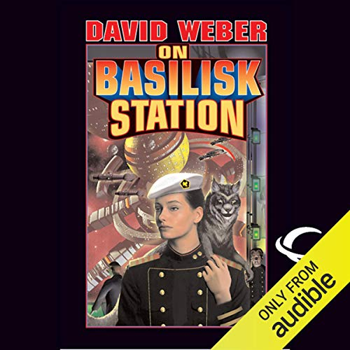 On Basilisk Station: Honor Harrington, Book 1 (Book Audio Favorites Christmas)