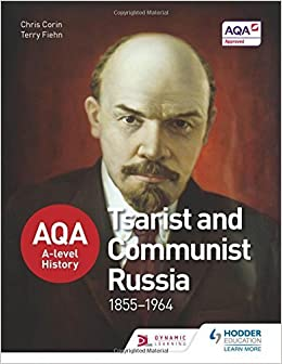 Book AQA A-level History: Tsarist and Communist Russia 1855-1964 by Chris Corin (2015-06-26)
