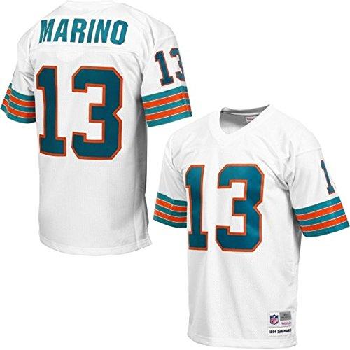 Mitchell & Ness Dan Marino 1984 Replica Jersey Miami Dolphins White (XL)