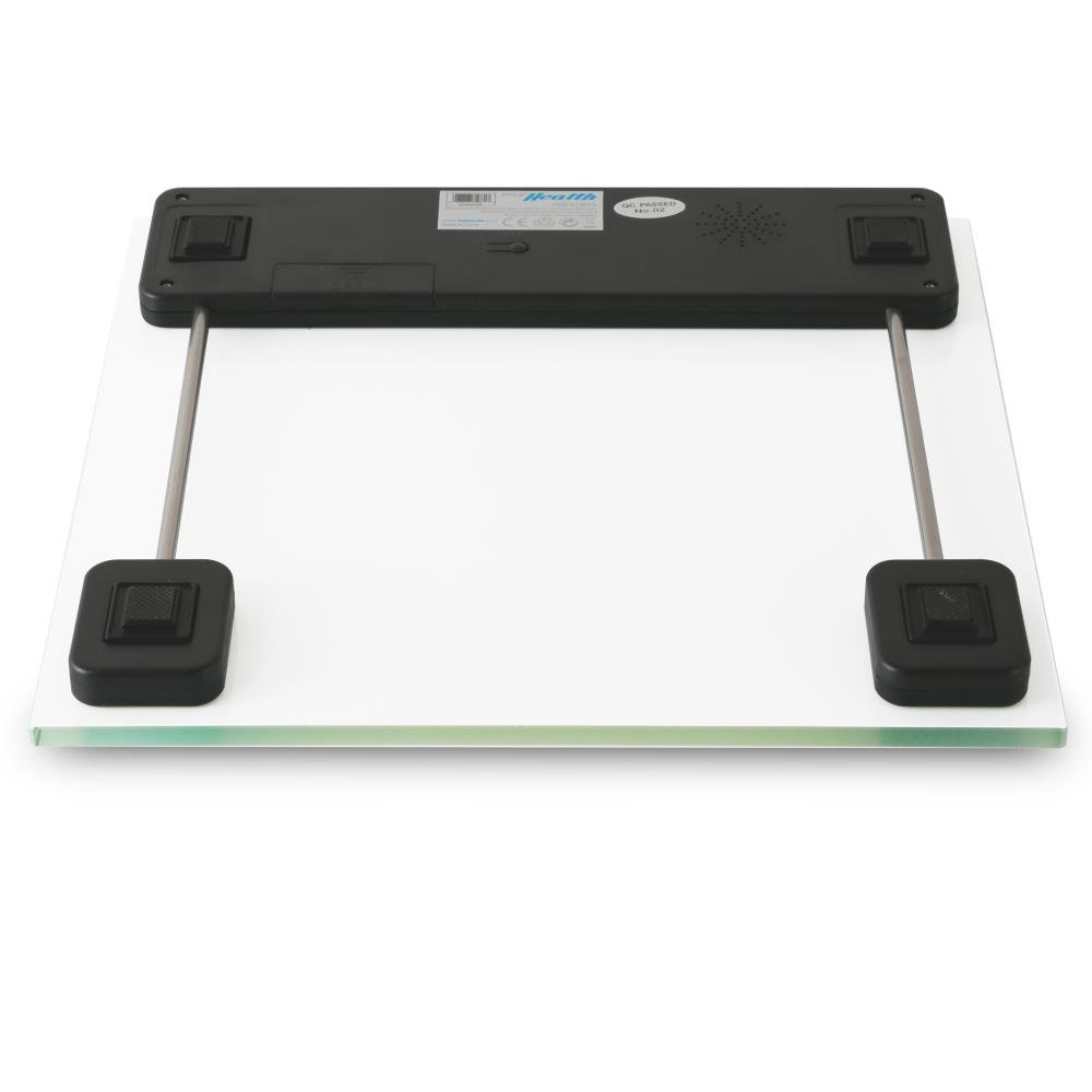 Pyle Digital Scale Smart Bathroom Body weighing scale With Wireless Bluetooth Smartphone composition analyzer for iPhone iPad & Android Devices Large Display (PHLSCBT2WT) (White) by Pyle (Image #2)