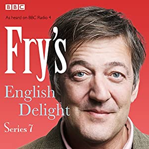 Fry's English Delight: Series 7 Radio/TV Program