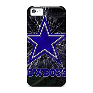 Faddish Phone Dallas Cowboys Case For Iphone 5c / Perfect Case Cover