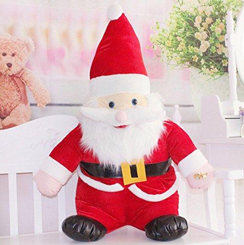 Pumud Animated Christmas Santa Claus Novelty Plush Doll Toy (24