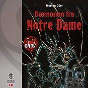 Dæmonen fra Notre Dame (Sort chok 5) | Morten Dürr