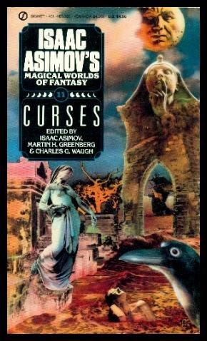 book cover of Curses