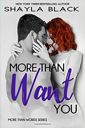 Amazon Fr More Than Want You Shayla Black Livres