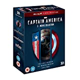 Captain America: 3-Movie Collection 3D