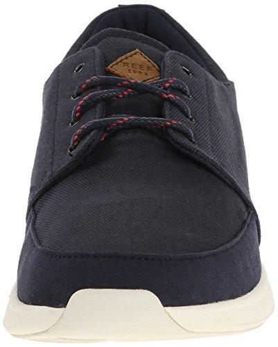 Rif Mens Rover Laag Fashion Sneaker Marine