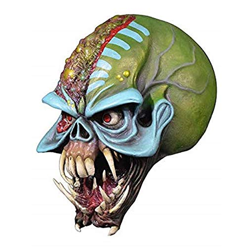 Trick Or Treat Studios Iron Maiden Final Frontier Eddie Mask
