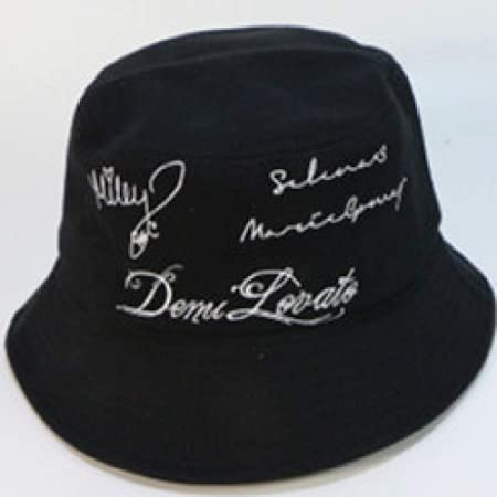 KFEK Nueva Carta Bordado Sombrero de Pescador Sombrero de ...