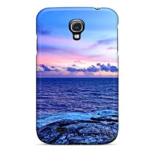 YdC4606kKUB Anti-scratch Case Cover Claires Protective Sunset Phuket Landscape Case For Galaxy S4