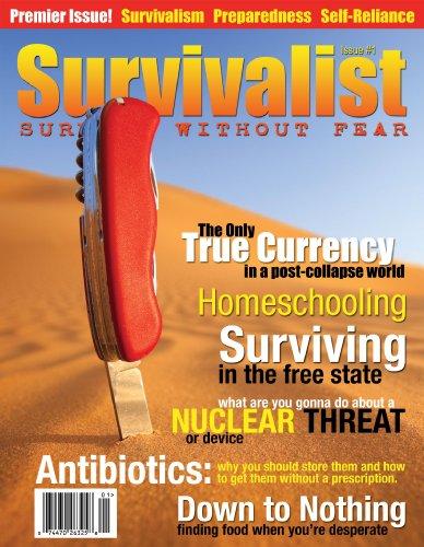 Survivalist Magazine Issue #1