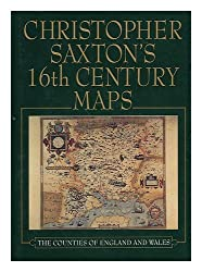 Christopher Saxton's 16th Century Maps