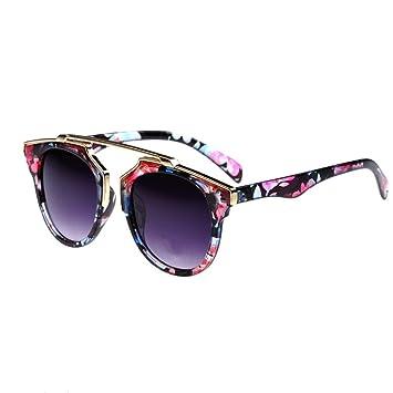 WYF Gafas De Sol para Mujer Cat Eye Fashion Gafas De ...